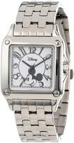 Disney Kids' W000469 Mickey Mouse Perfect Square Bracelet Watch
