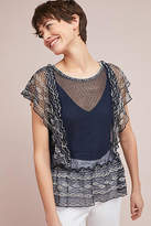 Meadow Rue Sloane Dotted Top