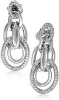 Chimento 18K White Gold Diamond Drop Earrings
