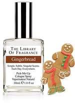 Demeter Fragrance Library Cologne Spray, Gingerbread, 1 oz.