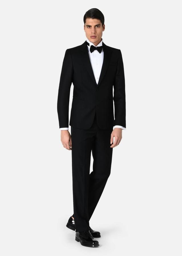 Emporio Armani Tuxedo Jacket With Satin Lapels