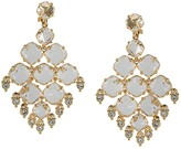 Carolee Chandelier Clip-On Earrings
