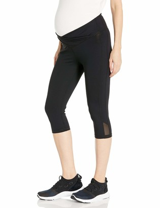Ripe Maternity Women's Maternity Balance Cropped Leggings
