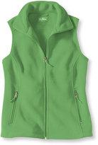 L.L. Bean Women's Trail Model Fleece Vest