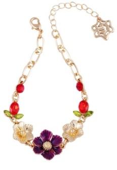 Nanette Lepore Winter Garden Line Bracelet