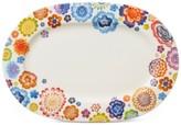 Villeroy & Boch Dinnerware Bone Porcelain Anmut Bloom Medium Platter