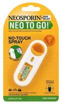 Neosporin Neo To Go® .26 oz. First Aid Antiseptic Pain Relieving Spray