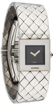 Chanel Matelasse Quartz Watch
