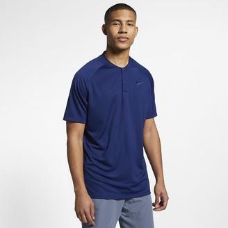 Nike Men's Standard Fit Golf Polo Dri-FIT Momentum