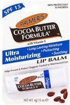 Palmers Cocoa Butter Formula Original Ultra Moisturizing Lip Balm with SPF 15 4g