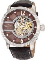 Stuhrling Original Men's Prospero Classic Skeletonized Watch 308.3315K59