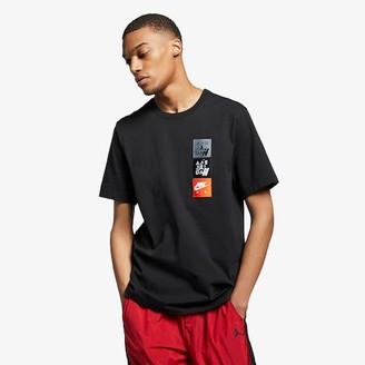Jordan Retro 4 T-Shirt - Black / Red