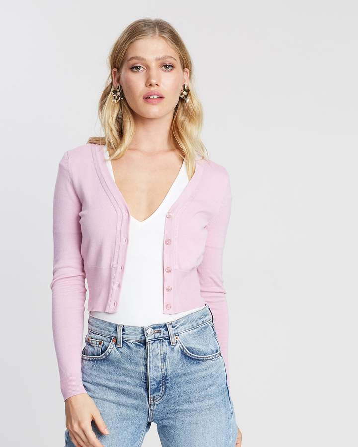 Review Chessie V-Neck Long Sleeve Cardi