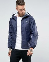 Penfield Shell Jacket With Taped Seams Showerproof In Navy