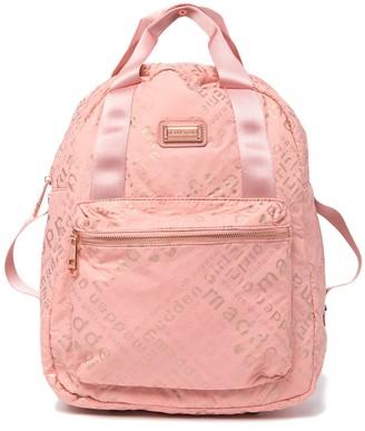 Madden-Girl Parachute Nylon School Backpack