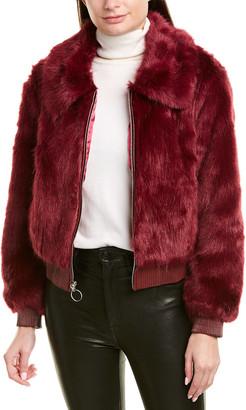 Nicholas Plush Jacket