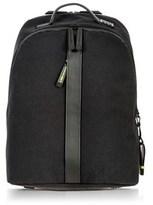 Bric's Men's Black Polyamide Backpack.