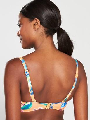 Pour Moi? Pour Moi Heatwave Removable Straps Padded Bikini Top - Zest