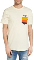 Vans Men's Sun Sets Graphic Pocket T-Shirt