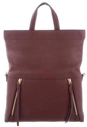 19bace0a063 Tory Burch Red Top Zip Handbags - ShopStyle