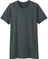 Uniqlo Men Heattech Crewneck T-Shirt (Short Sleeve)