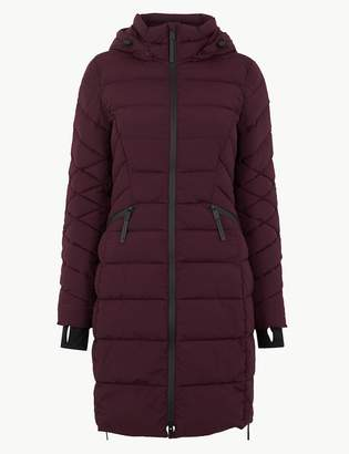 M&S CollectionMarks and Spencer Comfort Stretch Padded Coat