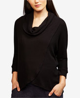 A Pea in the Pod Cowl-Neck Nursing Sweater