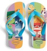 Havaianas Havianas 'Disney ® - Inside Out' Flip Flops (Toddler & Little Kid)