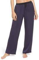 DKNY Women's Washed Satin Lounge Pants