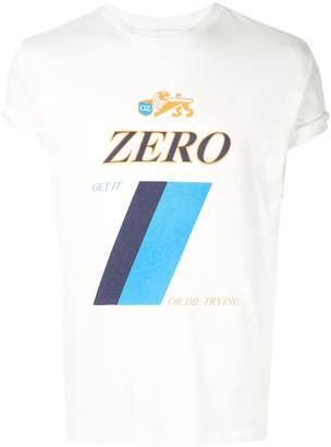 Ground Zero Zero printed T.shirt