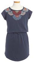 Tea Collection Toddler Girl's Begonia Dress