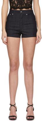 Dolce & Gabbana Blue Denim Shorts