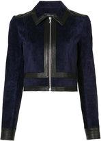 Derek Lam cropped zipped jacket