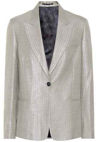 Golden Goose Chara wool-blend blazer