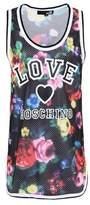 Love Moschino OFFICIAL STORE Sleeveless t-shirt