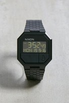 Nixon Re-Run All Black Watch - black at Urban Outfitters