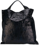 Jil Sander textured tote bag - women - Calf Leather - One Size