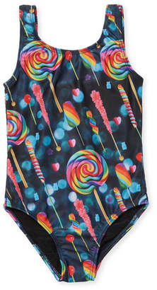 Terez Printed One-Piece Swimsuit