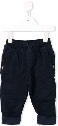 Paul Smith drawstring waist trousers