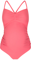 Séraphine Rio Maternity Swimsuit, Coral