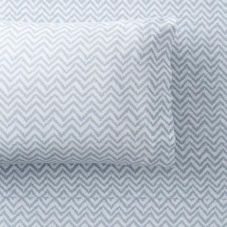 Pottery Barn Teen Chevron Organic Sheet Set