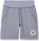 Converse Boy's Core French Terry Ctp Shorts