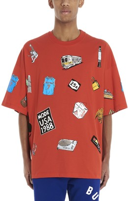 Buscemi Graphic Print T-Shirt