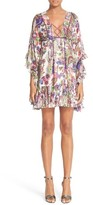 Roberto Cavalli Women's Print Georgette Dress