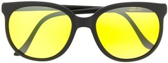 Vuarnet Legend 02 cat-eye sunglasses