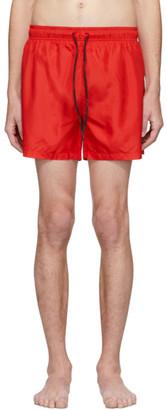 HUGO Red Haiti Swimsuit
