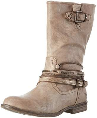 Mustang 1157-531-318, Women's Cold lined classic Calf Length Boots, Brown (318 Taupe), (37 EU)