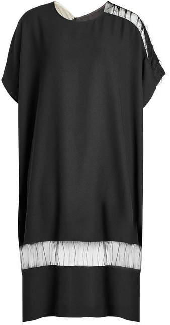 Maison Margiela Dress with Sheer Inserts