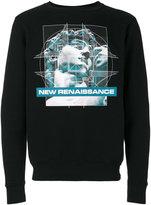 Marcelo Burlon County of Milan Kono printed sweatshirt