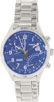 Timex Men's Intelligent Quartz TW2P60600 Stainless-Steel Analog Quartz Watch